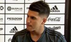 بالاسيوس: الفرصة متاحة للانتقال الى ريال مدريد