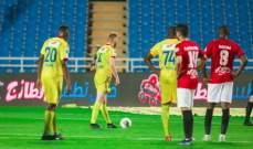 الدوري السعودي: فوز الفتح والرائد وتعادل الشباب