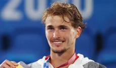 أولمبياد طوكيو-مضرب: زفيريف يمنح ألمانيا أول ذهبية في منافسات فردي الرجال