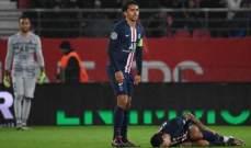 ماركينيوس : الخسارة في كرة القدم واردة