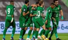 الدوري الاماراتي: فوز قاتل لشباب الأهلي وإنتصارات للجزيرة والنصر وبني ياس