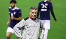 تقارير : كيروش يرحل عن منتخب ايران بعد كأس آسيا