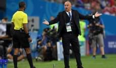 تشيريتشوف : لهذا السبب سأشجع المنتخب البلجيكي