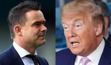 اوفرمارس يشبّه الويفا والإتحاد الهولندي بالرئيس الأميركي دونالد ترامب