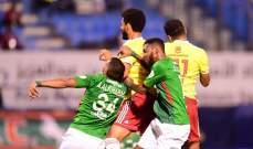 الدوري السعودي: فوز مهم للاتفاق وتعادل الفتح مع الفيصلي