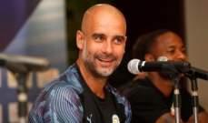 غوارديولا يسخر من طريقة الترشح لجائزة افضل لاعب في العالم