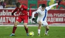 روسيا تمدد تعليق منافسات كرة القدم حتى نهاية أيار