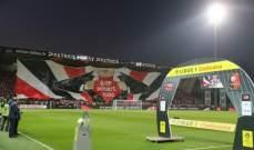 تأجيل مباراة غانغون ورين في الدوري الفرنسي