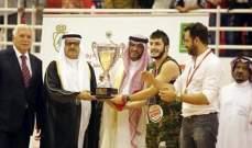 سحب قرعة بطولة الأندية العربية في كرة السلة  الاحد القادم