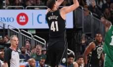 NBA: ميلووكي يعزز صدارته وكليفلاند يعمق من جراحات فينيكس