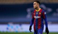البايرن يحاول خطف لاعب برشلونة