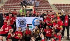 كأس الاتحاد الآسيوي: هلال القدس يعبر النصر ويتأهل الى دور المجموعات