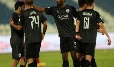 كأس نجوم قطر: السد يتخطى الشحانية بثلاثية