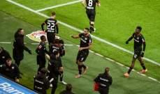 الدوري الالماني: باير ليفركوزن يقسو على هوفنهايم