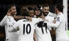 عودة كاسيميرو الى تشكيلة ريال مدريد التي ستلاق فياريال
