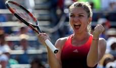 عام كامل على صدارة سيمونا هاليب لتصنيف العالمي للاعبات كرة المضرب المحترفات