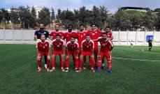 وديًا: الإخاء الأهلي عاليه يفوز على ناصر بر الياس