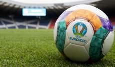 الكشف عن نتائج قرعة التصفيات التأهيلية إلى كأس أمم أوروبا 2020