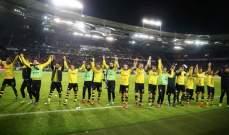 """بوروسيا دورتموند يوقع عقدا جديدا مربحا مع """"بوما"""""""