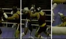 فيديو نادر يُظهر مايك تايسون في مباراة حين كان عمره 15 عام