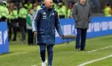 سامباولي يختار تشكيلته لوديتيه امام اسبانيا وايطاليا