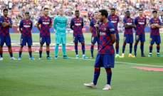 ميسي يكرر وعده لجماهير برشلونة