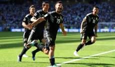 وأخيراً ... أغويرو يكسر عقدة كأس العالم