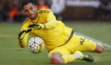 أتلتيكو مدريد ينجز صفقة ضم حارس مرمى ريال بيتيس