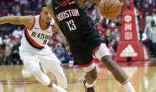 NBA: هيوستن يعود الى سكة الانتصارات وسان انطونيو يعمق من جراحات الصانز