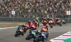 تأجيل المزيد من السباقات في بطولة الدراجات النارية