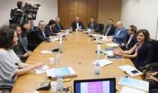 لجنة الشباب والرياضة بحثت معاناة القطاع الرياضي في لبنان