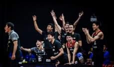 اسيا لكرة السلة تحت 18 عاماً:اليابان تواجه ايران في مباراة تحديد المركز الخامس