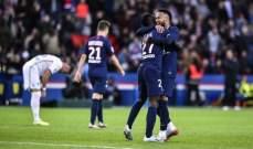 الدوري الفرنسي: باريس سان جيرمان يبتعد في الصدارة باسقاط انجيه