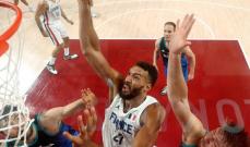 طوكيو 2020: فرنسا تضرب موعداً مع اميركا في نهائي كرة السلة للرجال