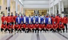 بعثة الاولمبي إلى البحرين