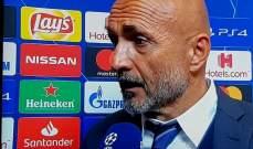 سباليتي: برشلونة لم يتاثر بغياب ميسي ولعب افضل من الانتر