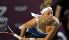 كرة مضرب : كفيتوفا تقصي فوزينياكي من الدور الثاني في الاولمبياد