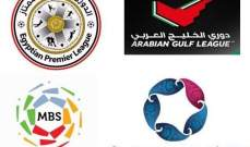 خاص: التقييم الأسبوعي لأفضل وأسوأ اللاعبين والمدربين في أهم الدوريات العربية