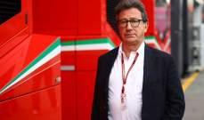 فيراري تجدد دعمها لمدير فريق الفورمولا 1