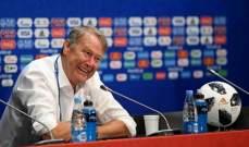 مدرب الدنمارك : نحن سعداء بالتعادل امام فرنسا