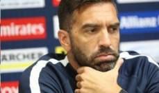 الوحدة يعلن تعاقده مع المدرب الأرجنتيني خوان براون
