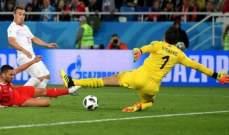 شاكيري يغيب عن المنتخب السويسري