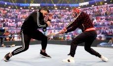 WWE: ميستيريو يصعد التحدي بوجه راينز وناكامورا يهزم كينغ كوربن