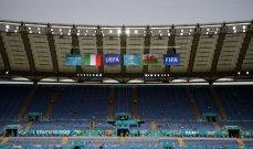 الكشف عن التشكيلة الرسمية لمواجهة ايطاليا وويلز