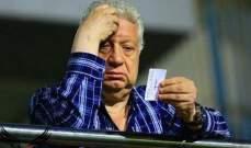 الأولمبية المصرية توقف مرتضى منصور لمدة 4 سنوات