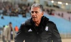 الاتحاد الايراني لكرة القدم يؤكد بقاء المدرب كيروش حتى كأس آسيا 2019