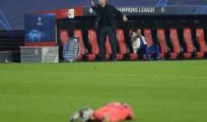 لامبارد يشيد بما قدمه الفريق امام اشبيلية وخصوصا جيرو
