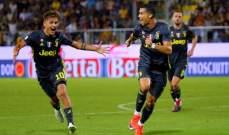 رونالدو يضع لمسته بفوز اليوفنتوس امام فروسينوني وتعزيز الصدارة