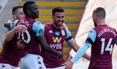 أستون فيلا سيواجه لبفربول بفريق الشباب في كأس الاتحاد