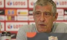 فيرناندو سانتوس : لم نأتي لإيطاليا من اجل ان ندافع